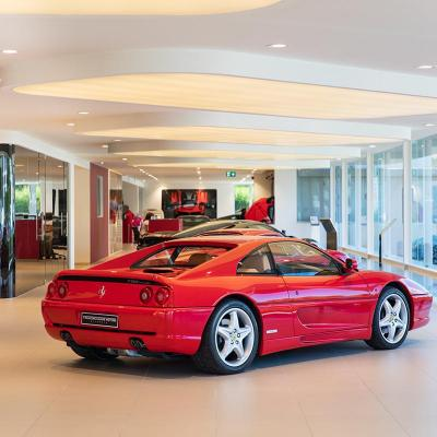 Showroom Ferrari